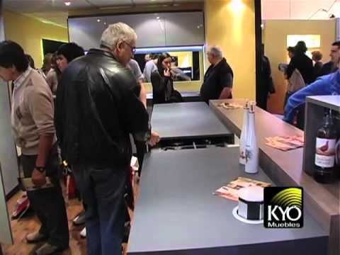 Ky muebles constructa 2011 uruguay cocinas modernas for Cocinas modernas uruguay