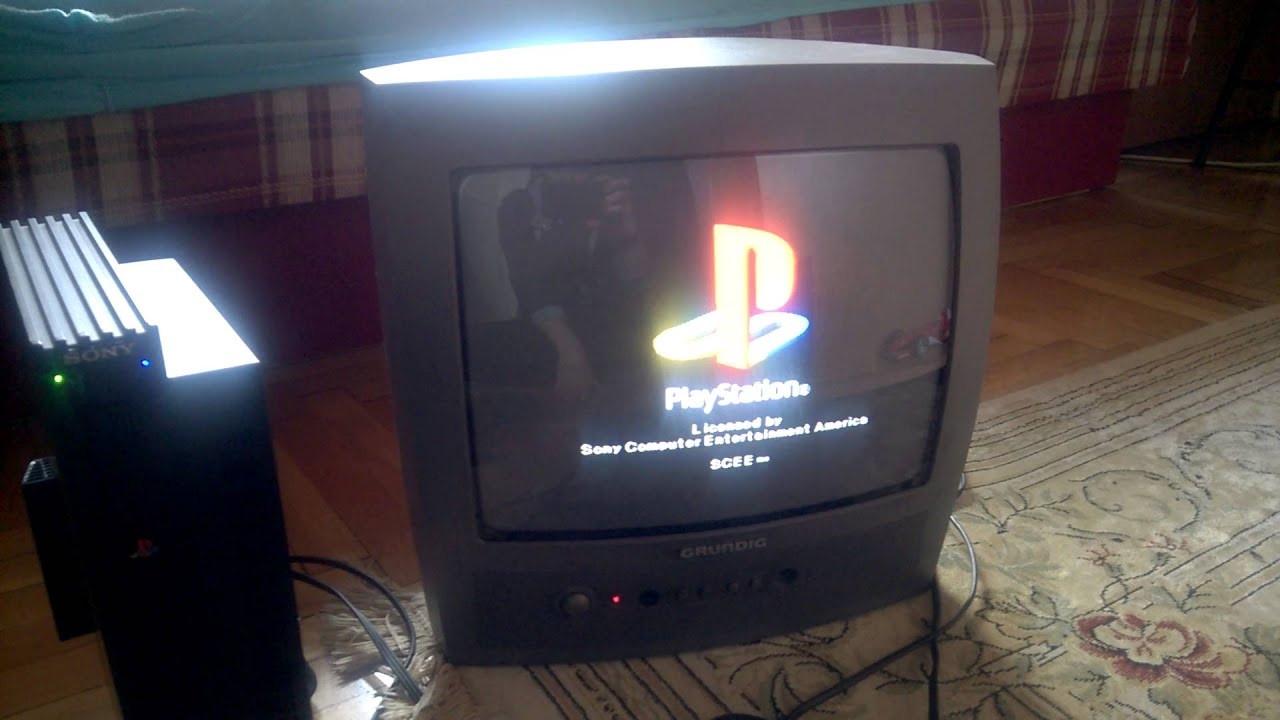 How To Start Ps1 Games On Ps2 Fat Scph 39004 Pal System