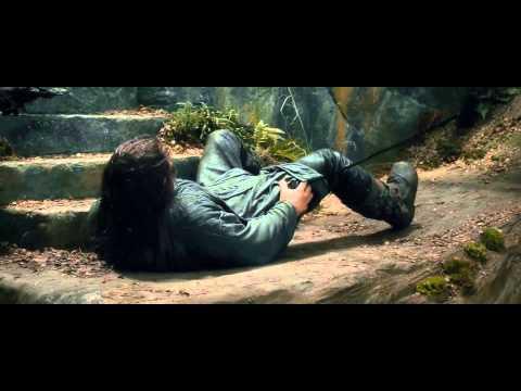 The Hobbit DoS - Kili gets shot