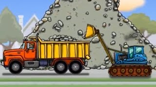 Dump Truck by GoodGlue Games for Kids - Best APP for iPhone, iPad