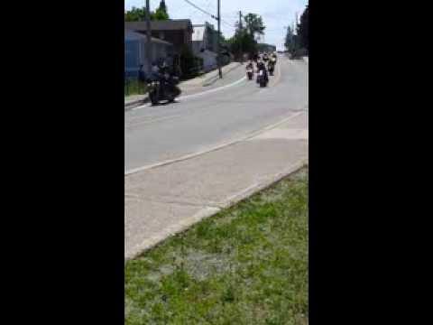 Bikers Bikers Reunion, Sunday June 30, 2013 - TERRY PHIPPEN MEMORIAL
