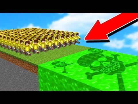 ISMETRG'Yİ KURTARMANIN 50 YOLU! - Minecraft DOĞAL AFETLER