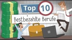 Die 10 Bestbezahlten Jobs in Deutschland: Wer verdient am Meisten?