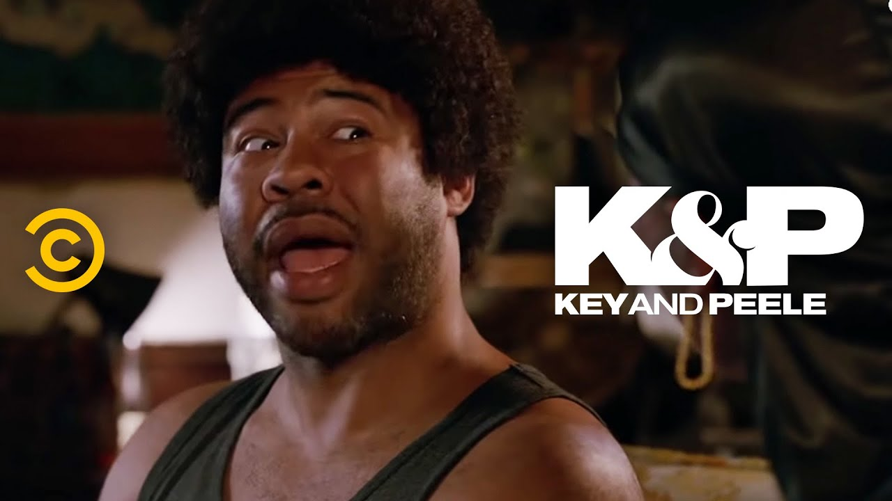 Magic Is Real, And It's in This Apartment - Key & Peele - YouTube