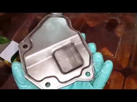 Замена масла АКПП вариатор CVT в Mitsubishi ASX