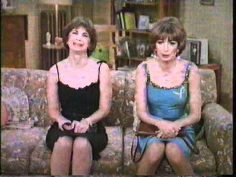 """Laverne & Shirley Nick at Nite Promo - """"Just a Cou..."""