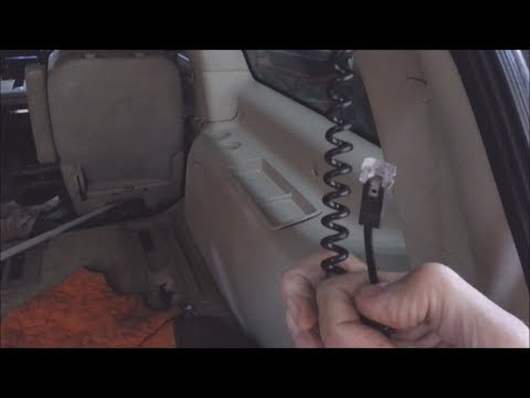 How To Fix A Rear Defroster Tab