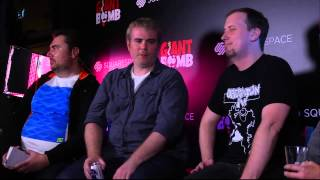 Giant Bomb at PAX Prime 2014: Note Cards in a Hat