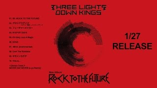 THREE LIGHTS DOWN KINGS - FIRST IMPACT