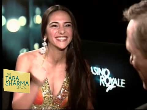 EXCLUSIVE: Tara Sharma Saluja Interviews James Bond a.k.a Dainel Craig | Casino Royale