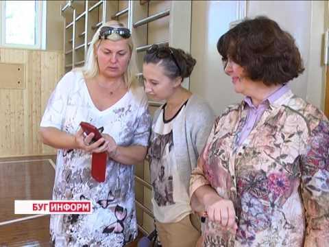 2016-08-18 г. Брест. Готовность учебных заведений к учебному году.  Новости на Буг-ТВ.
