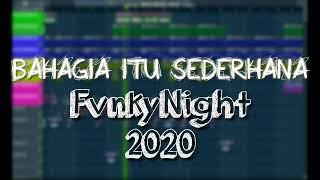 Download DJ Viral Tik Tok🎧🎶 Bahagia Itu Sederhana (FvnkyNight) 2020 Full Bass💯