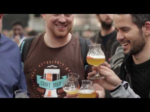 Barcelona Beer Festival 2017 - BBF '17 (Review)