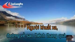 Thần Thoại Karaoke/Cover Tiến Lê
