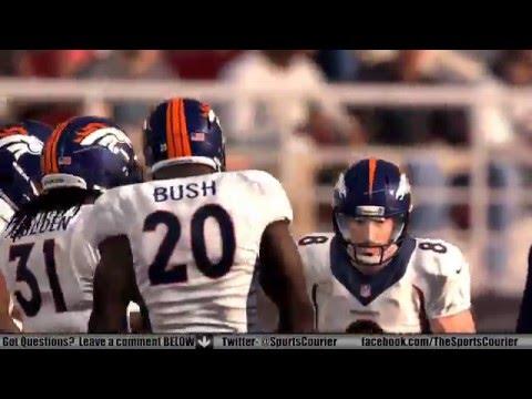 Super Bowl 50: Broncos Defense dominates Panthers 24-10