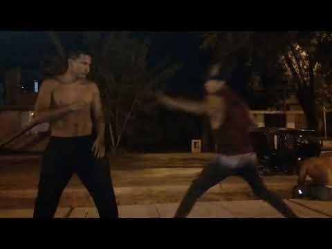 Pelea de Wing Chun