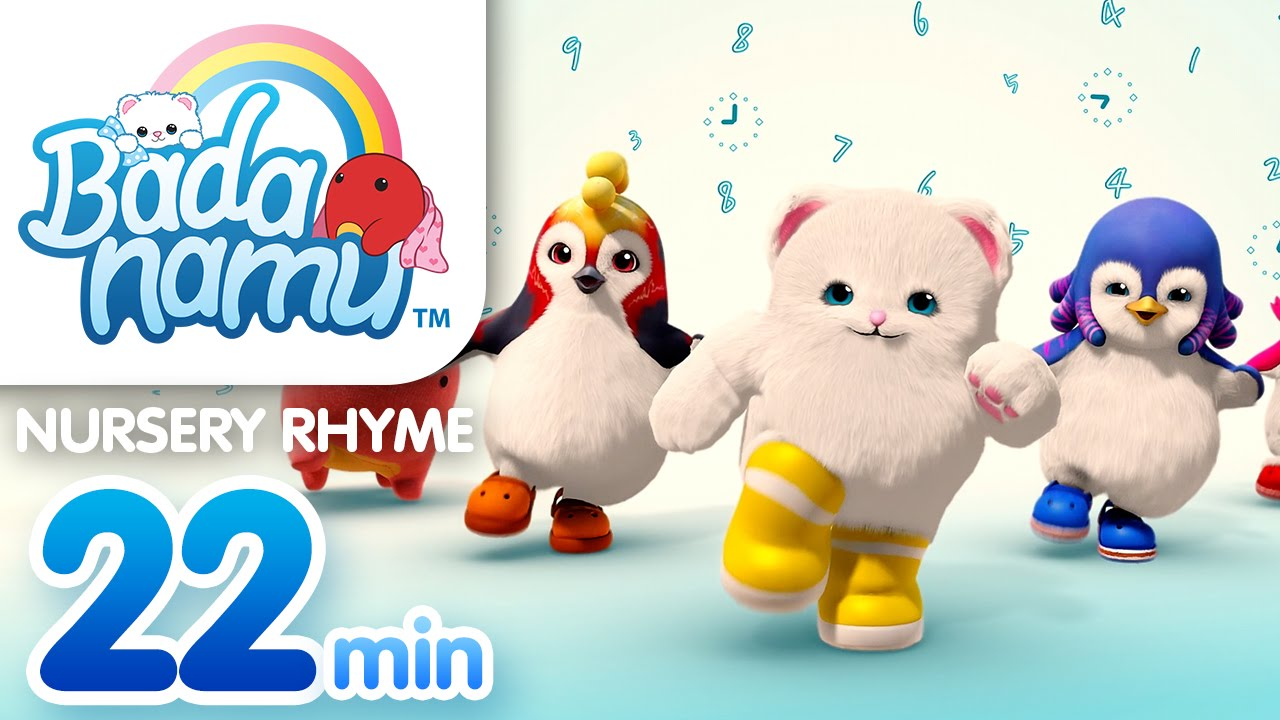 Badanamu Nursery Rhymes Vol 1 L Nursery Rhymes Kids Songs Youtube