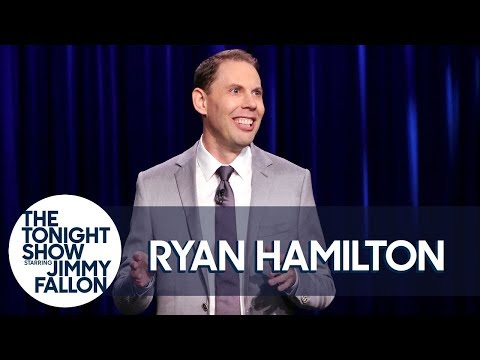 Ryan Hamilton Stand-Up - YouTube