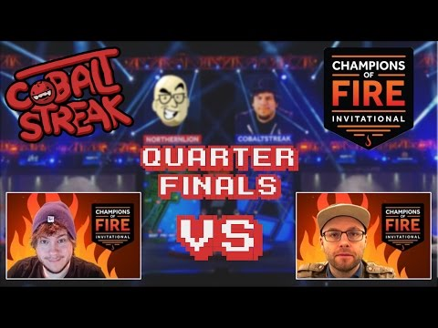 Cobalt on Champions of Fire! #02 - VS Northernlion