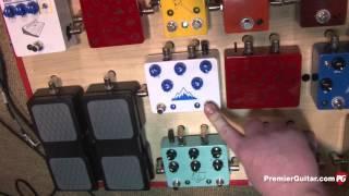 namm 15 jhs pedals alpine reverb twin twelve overdrive demos