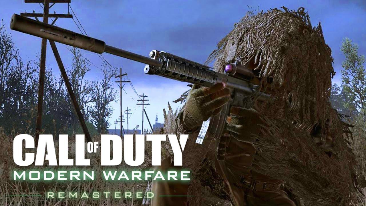 Sacando El Platino En Cod4 Modern Warfare Remastered Ps4 2