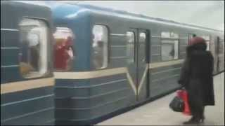 Прикол в метро