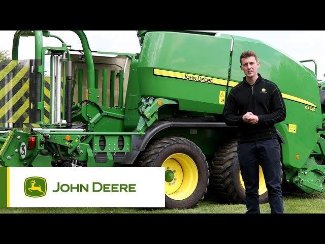 John Deere | C441R Wrapping Baler