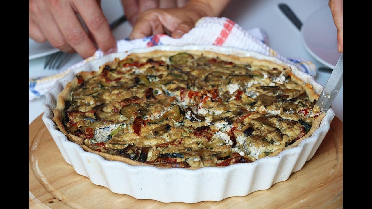 recette tarte v 233 g 233 talienne aux l 233 gumes et p 226 te bris 233 e maison croustillante