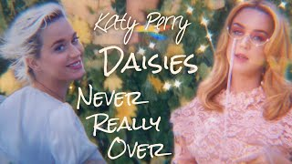 Download Lagu DAISIES x NEVER REALLY OVER Mashup of Katy Perry MP3