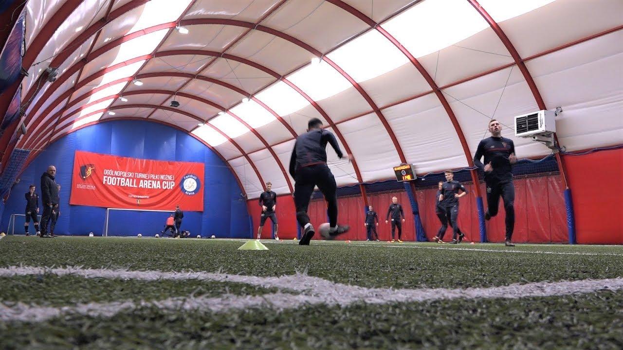 Przed meczem z Cracovią – Intensywnie w Football Arenie