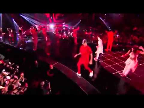 MTV EMA 2015 Justin Bieber's Performance