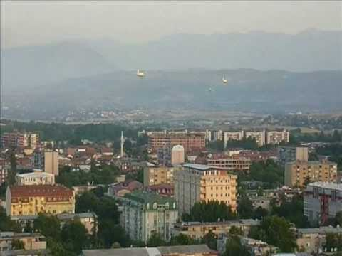 AN-2 Nad Skopje