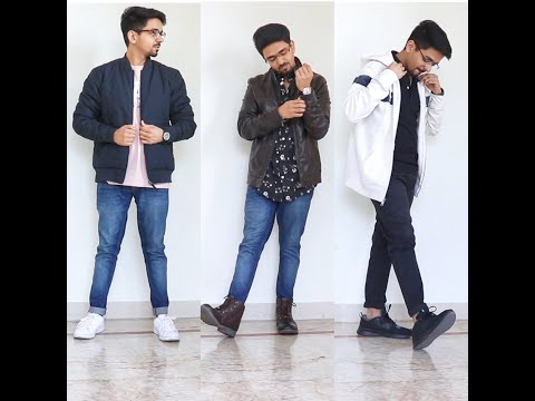 Easy Men's Outfits For Spring | Spring Fashion Lookbook 2020 | Harsh Agarwal #TheDapperVibes