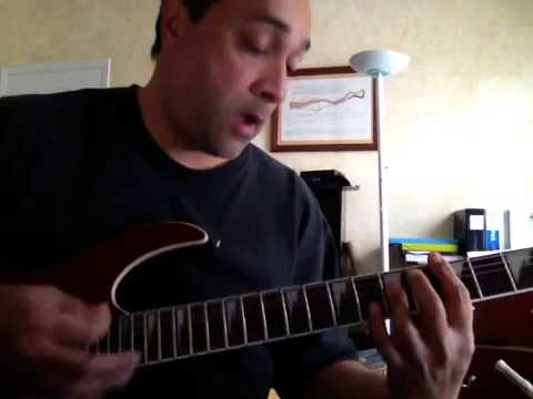 Tu hi junoon guitar lesson dhoom3