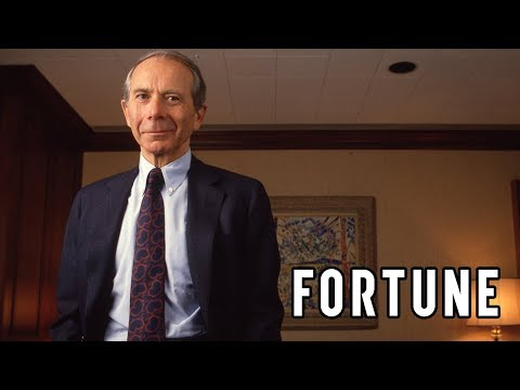 Fortune CEO Alan Murray Talks With Maurice Greenberg
