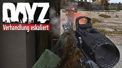 DAYZ - ESKALATION bei den Verhandlungen - UNRUHE in Vybor Military Base [Gameplay] Let's Play DayZ