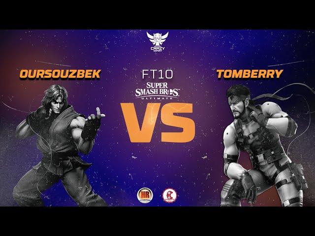 #FT10 OursOuzbek VS Tomberry