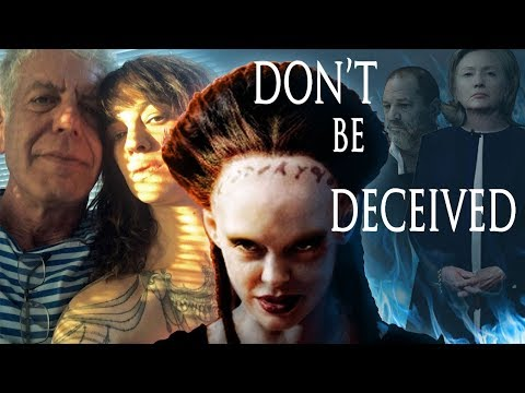 New World Order Spirit: Hell's Hierarchy - Don't Obey the Voices