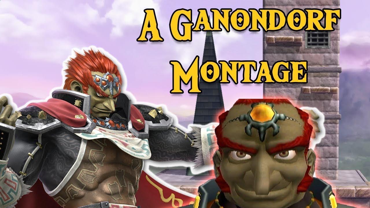 Doorriyaahh A Ganondorf Montage Super Smash Bros Ultimate