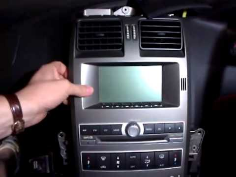 hqdefault ford falcon icc removal youtube ba falcon aux input wiring diagram at bayanpartner.co
