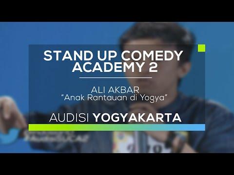 Anak Rantauan di Yogya - Ali Akbar (SUCA 2 - Audisi Yogyakarta)