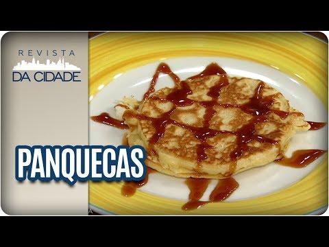 Receita De Panqueca - Revista Da Cidade (26/02/18)