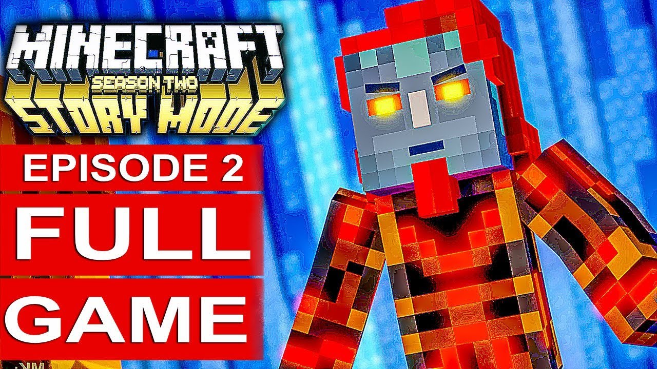 Minecraft Story Mode Season 2 Episode 2 Gameplay Walkthrough Part