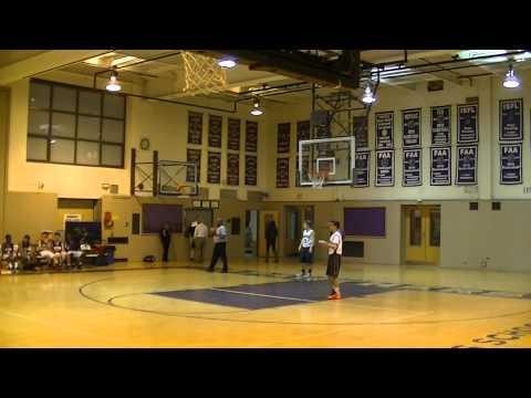12/3/14 Masters JV2 Basketball vs The Harvey School