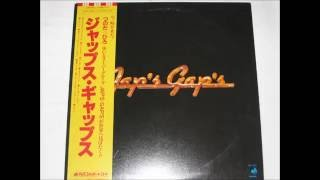 """from the album """"Jap's Gap's"""" 1980. Japan. Rock ballade. Drums and v..."""