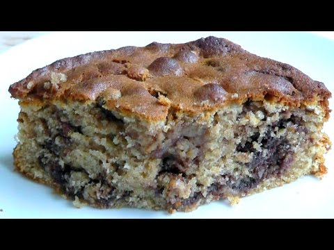 How to Make Delicious Cake recipe with Chocolate & Hazelnuts