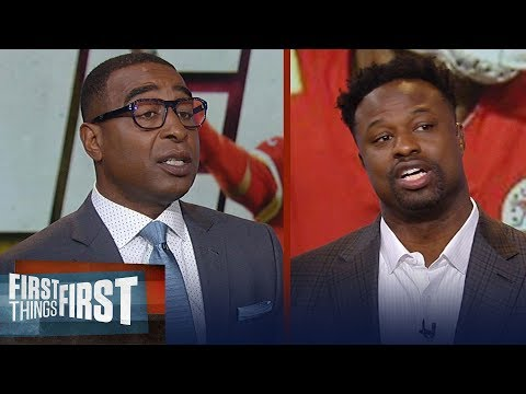 Bart Scott breaks down why Pat Mahomes struggled vs Colts defense | NFL | FIRST THINGS FIRST