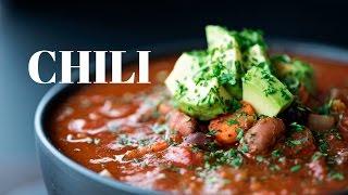 Chili in Instant Pot