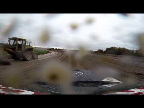Messing around with the RallyCross cars at Rolling Wheels Dirt Raceway