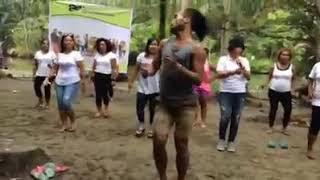 Asyik Goyang Papua Irian Jaya